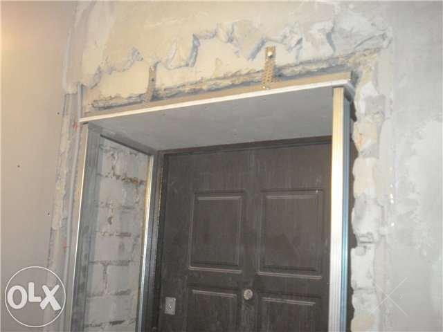 Обробка укосів вхідних дверей - луганськ безкоштовні оголоше.